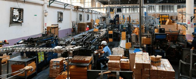 SAP PP - Linha de produção