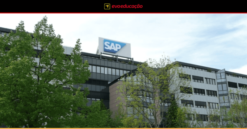 Faxada do prédio da SAP