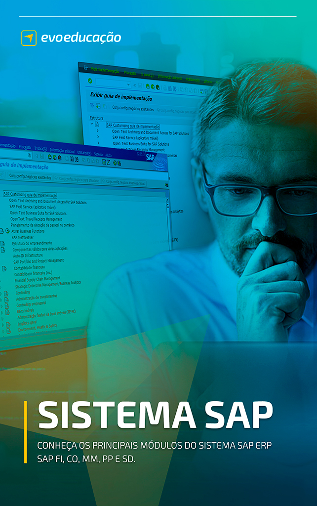 Capa Ebook Sistema SAP